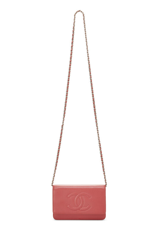 Pink Caviar Timeless Wallet on Chain (WOC), , large image number 6