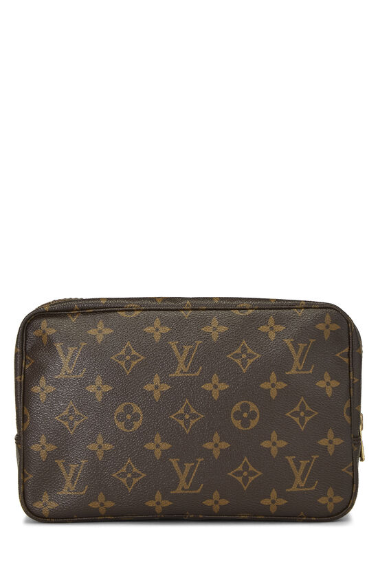 Monogram Canvas Truth Toiletry 23, , large image number 3
