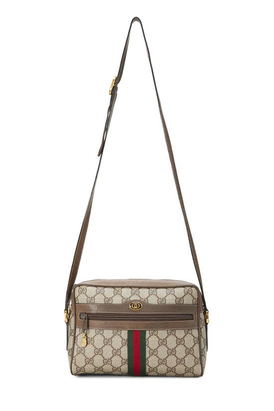 Original GG Supreme Canvas Web Shoulder Bag Small, , large image number 6