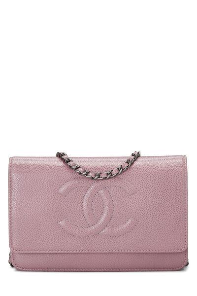 Purple Caviar Timeless Wallet on Chain (WOC)