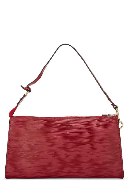 Red Epi Pochette Accessoires, , large image number 3