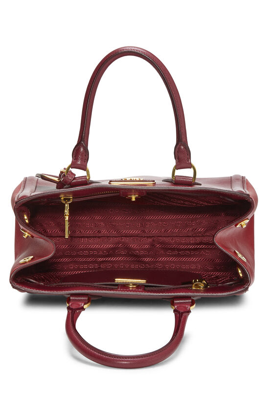 Red Saffiano East West Tote Small, , large image number 5