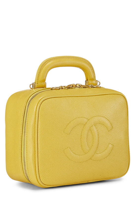 Yellow Caviar Lunch Box Vanity, , large image number 2