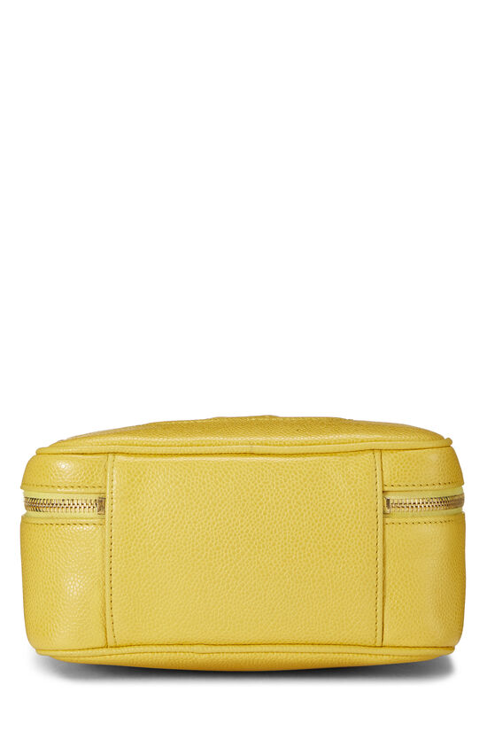 Yellow Caviar Lunch Box Vanity, , large image number 5