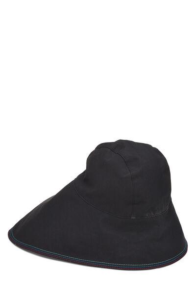 Takashi Murakami x Louis Vuitton Black Multicolore Canvas Hiker Technical Hat