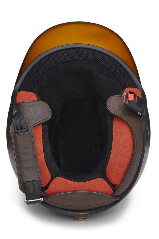 Damier Ebene Mini Jet GM Casque Helmet, , large image number 3
