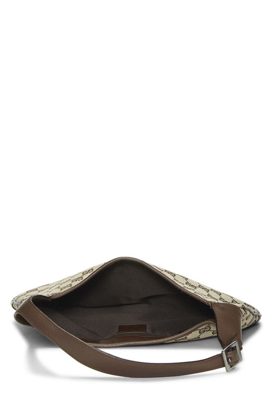 Original GG Canvas Jackie Hobo Small, , large image number 5