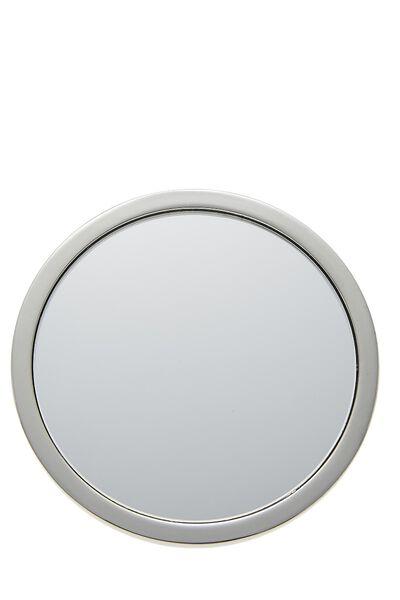 Silver Star Compact Mirror