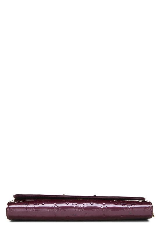 Violette Monogram Vernis Sunset Boulevard Shoulder Bag, , large image number 4