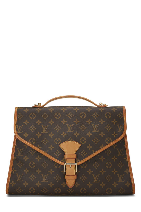 Monogram Canvas Beverly Briefcase, , large image number 0