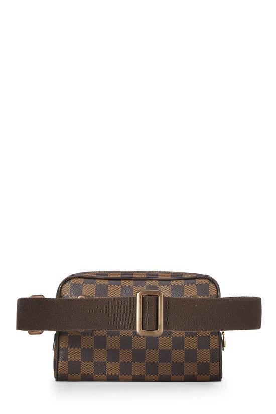 Damier Ebene Brooklyn Bum Bag, , large image number 3