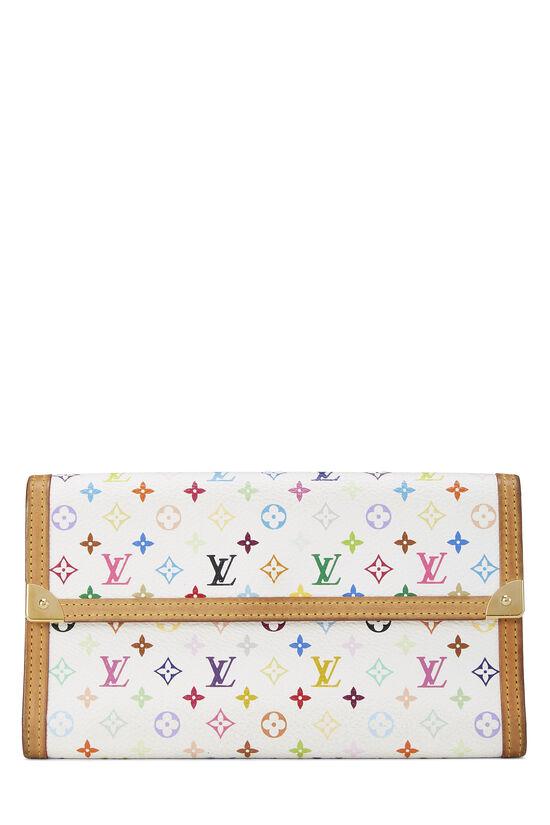 Takashi Murakami x Louis Vuitton White Monogram Multicolore International, , large image number 0