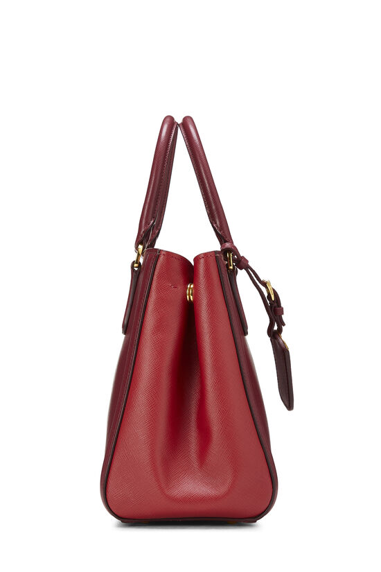 Red Saffiano East West Tote Small, , large image number 2