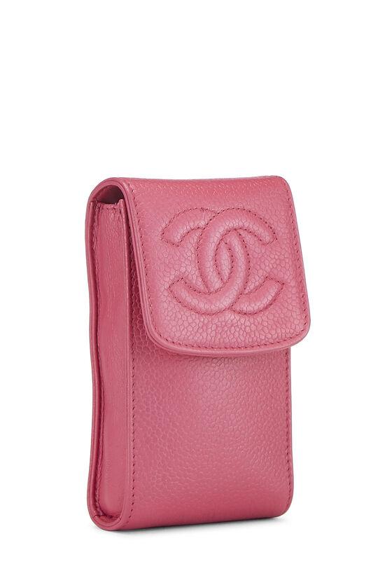 Pink Caviar 'CC' Cigarette Case, , large image number 1