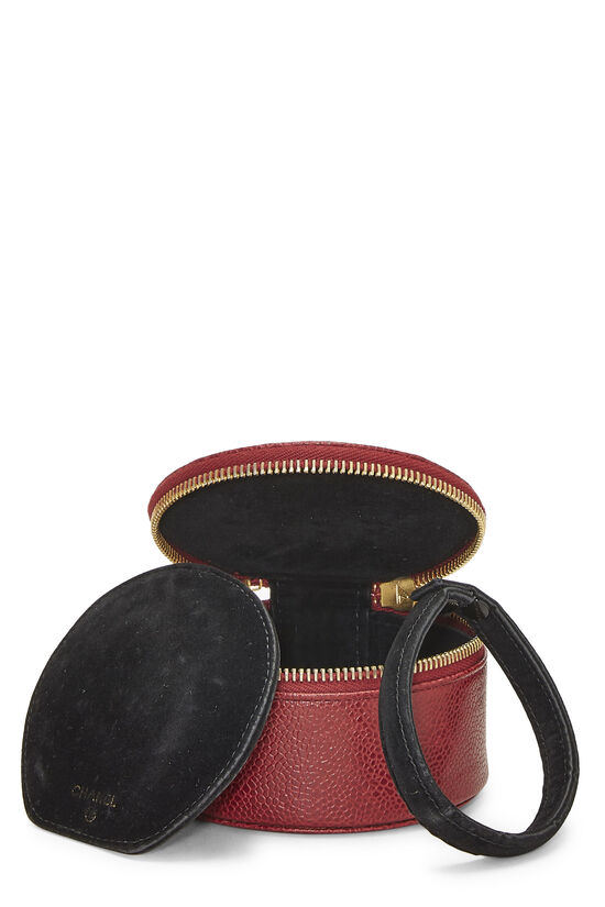 Red Caviar Timeless Jewelry Case, , large image number 4