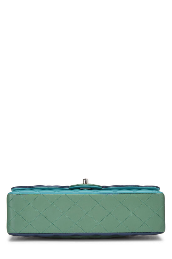 Multicolor Quilted Lambskin Classic Double Flap Medium, , large image number 4