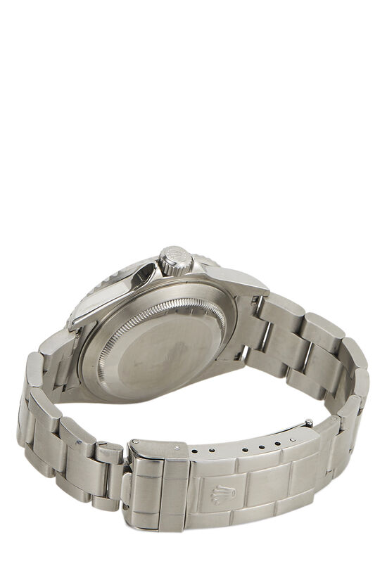 Stainless Steel Submariner-Date Kermit 16610LV 40mm, , large image number 2