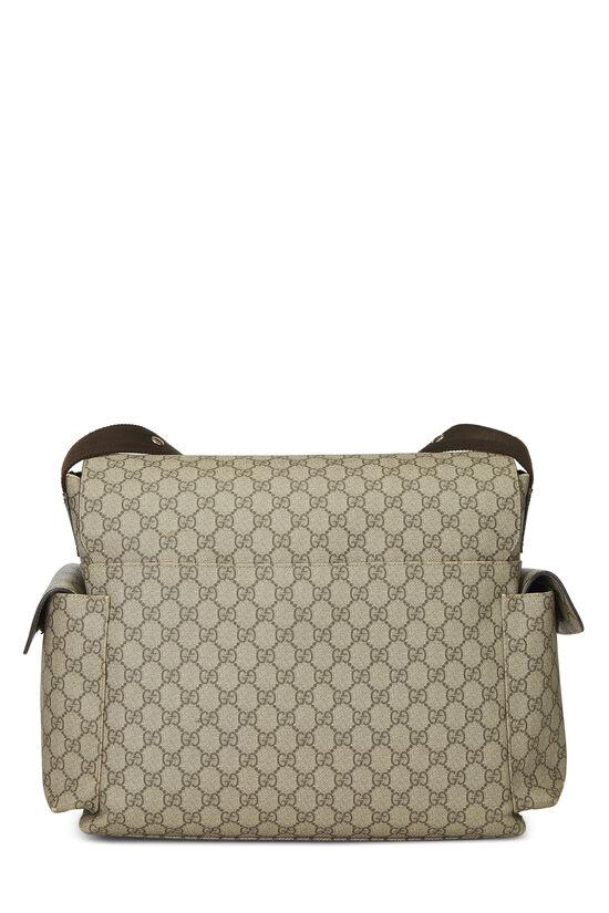 Original GG Supreme Canvas Diaper Bag, , large image number 3