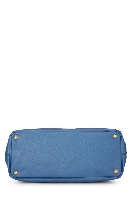 Blue Saffiano Executive Tote Large, , large image number 4