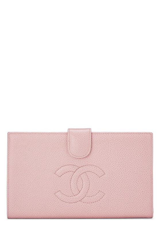 Pink Caviar Timeless 'CC' Wallet, , large image number 0