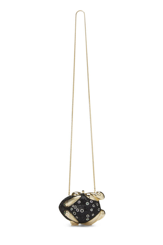 Black Crystal Frog Minaudiere, , large image number 6