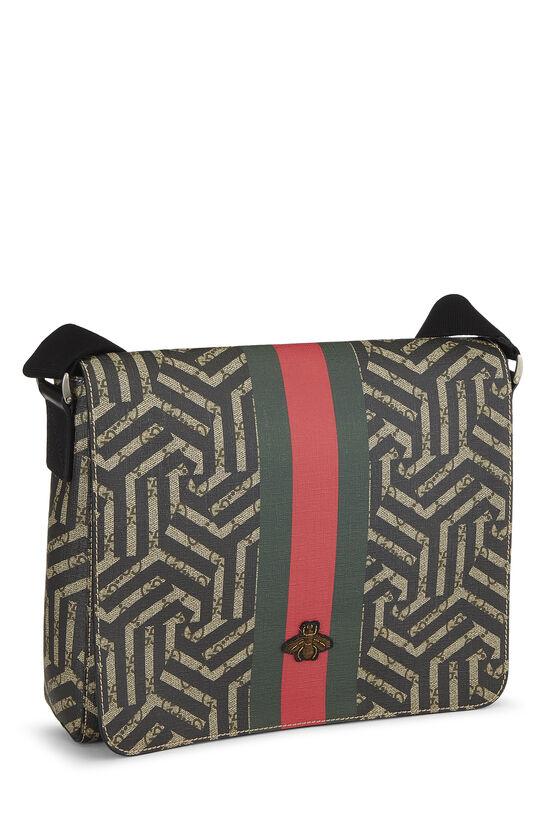Original GG Supreme Canvas Caleido Messenger Bag, , large image number 1