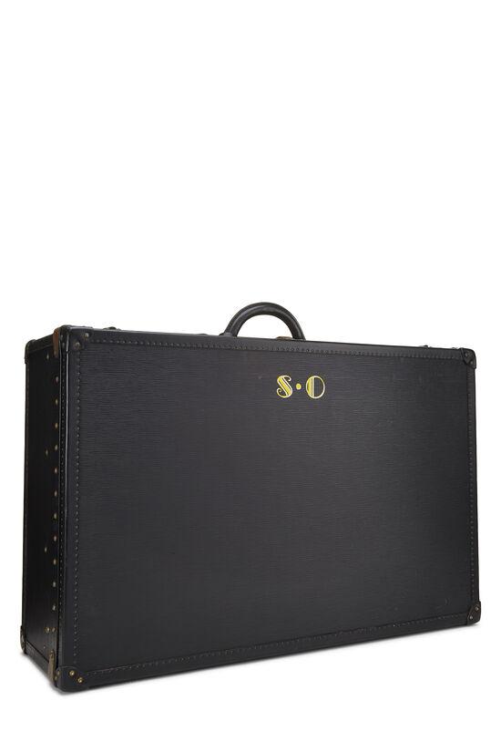 Black Epi Leather Alzer 70, , large image number 1