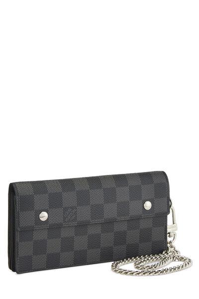Damier Graphite Accordeon Wallet, , large