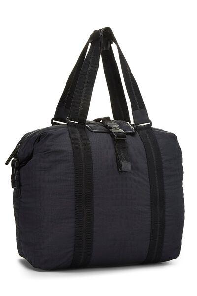 Black Sportline Boston Bag, , large
