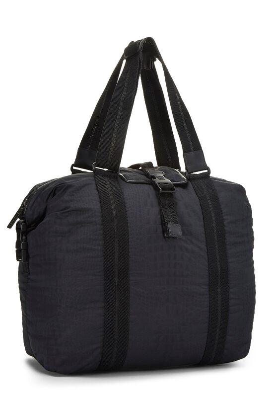 Black Sportline Boston Bag, , large image number 1