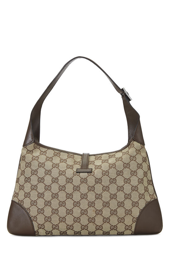 Original GG Canvas Jackie Hobo Small, , large image number 3