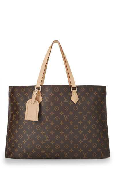 Monogram Canvas All-In PM