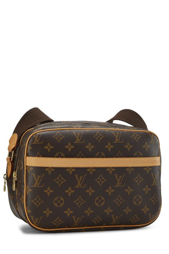 Monogram Canvas Reporter PM, , large image number 2
