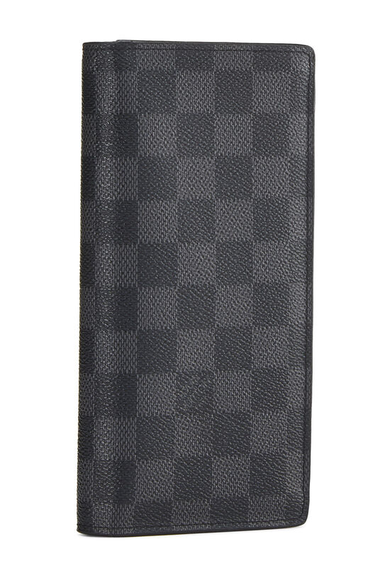 Damier Graphite Brazza Continental Wallet, , large image number 1