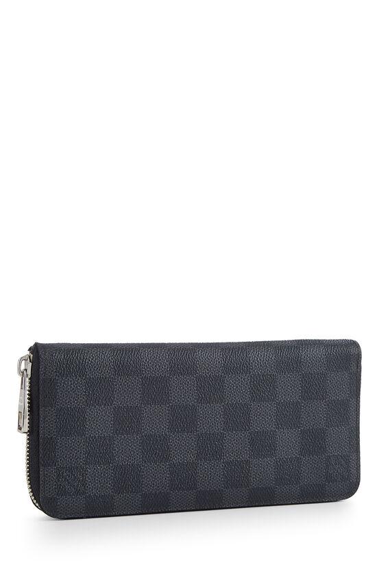 Damier Graphite Zippy Vertical Wallet , , large image number 1