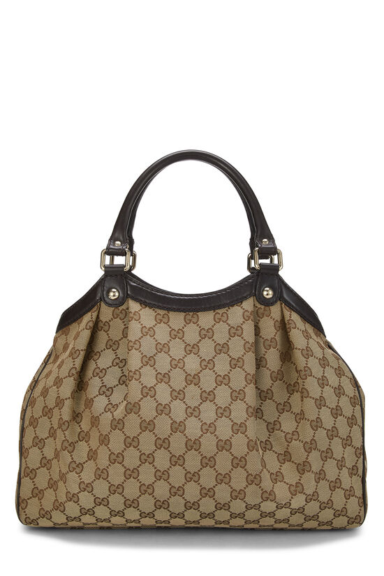 Original GG Canvas Sukey Tote, , large image number 3