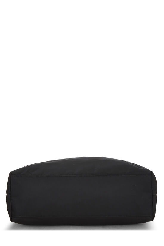 Black Nylon Tote, , large image number 4