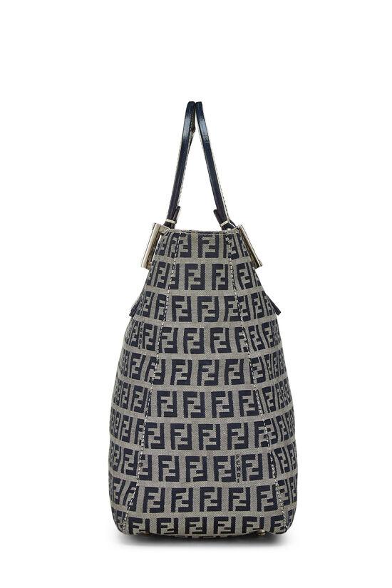 Navy Zucchino Canvas Handbag, , large image number 2