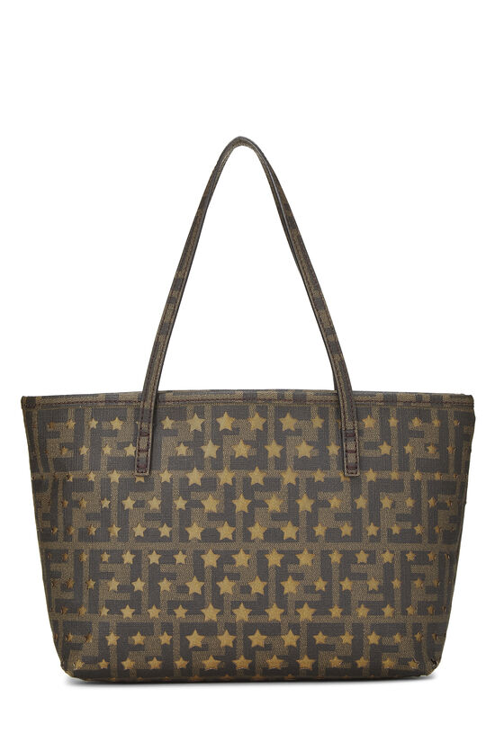 Brown  Zucca Coated Canvas Spalmati Roll Tote Mini, , large image number 0