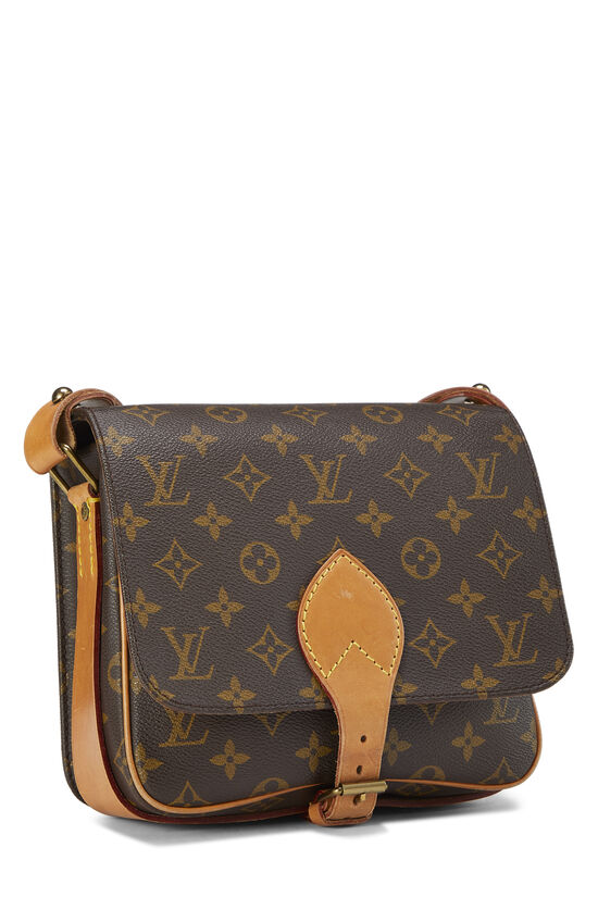 Monogram Canvas Cartouchiere MM, , large image number 2