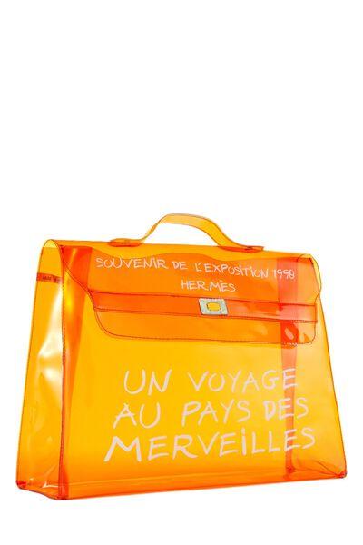 Orange Vinyl L'Exposition 1997 Kelly 40, , large
