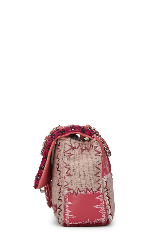 Pink Patchwork Half Flap Medium, , large image number 2