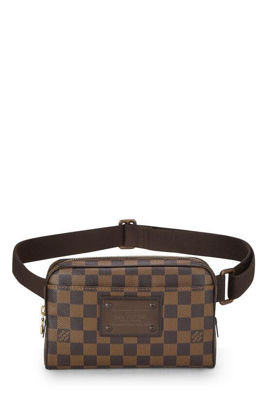 Damier Ebene Brooklyn Bum Bag, , large image number 0