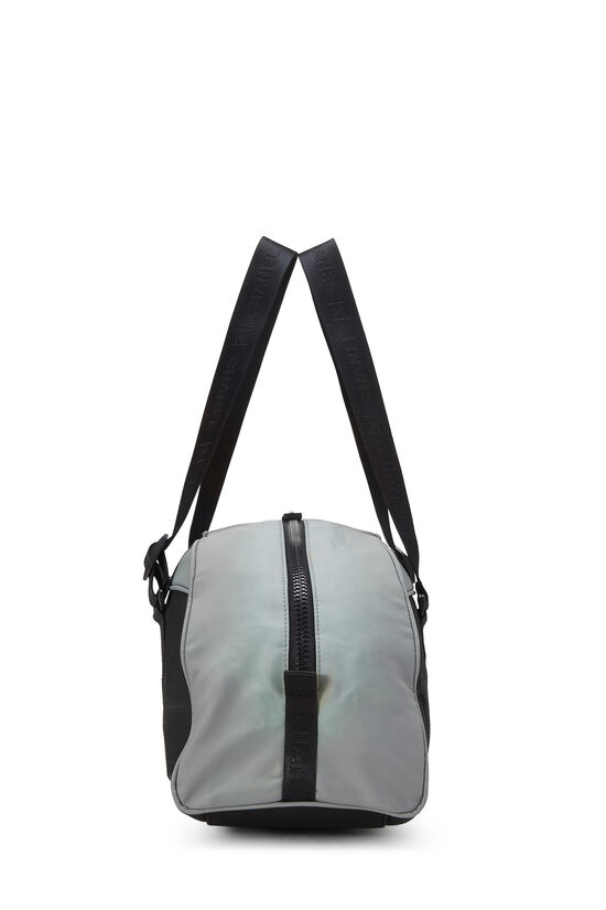 Grey Canvas Sportline Duffle, , large image number 2