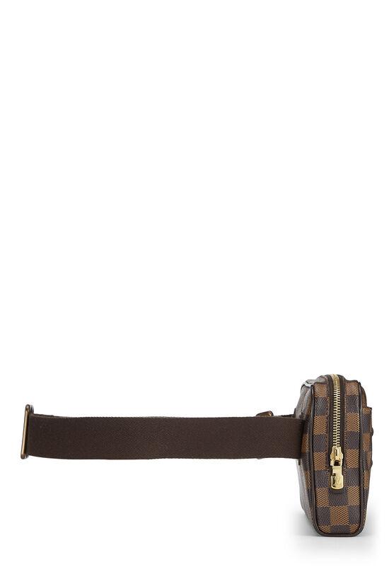 Damier Ebene Brooklyn Bum Bag, , large image number 2
