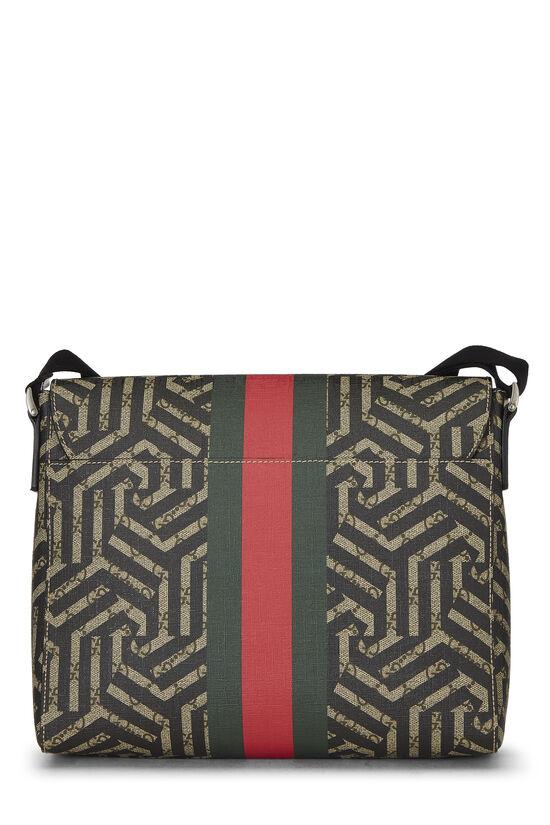 Original GG Supreme Canvas Caleido Messenger Bag, , large image number 3