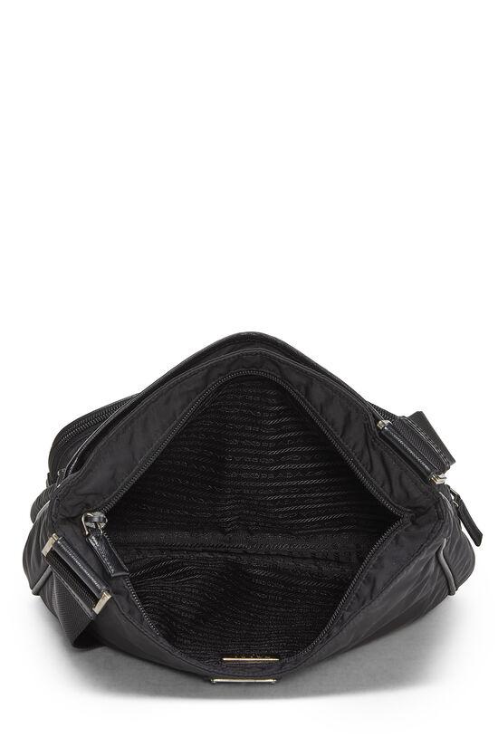 Black Tessuto Messenger Bag, , large image number 5