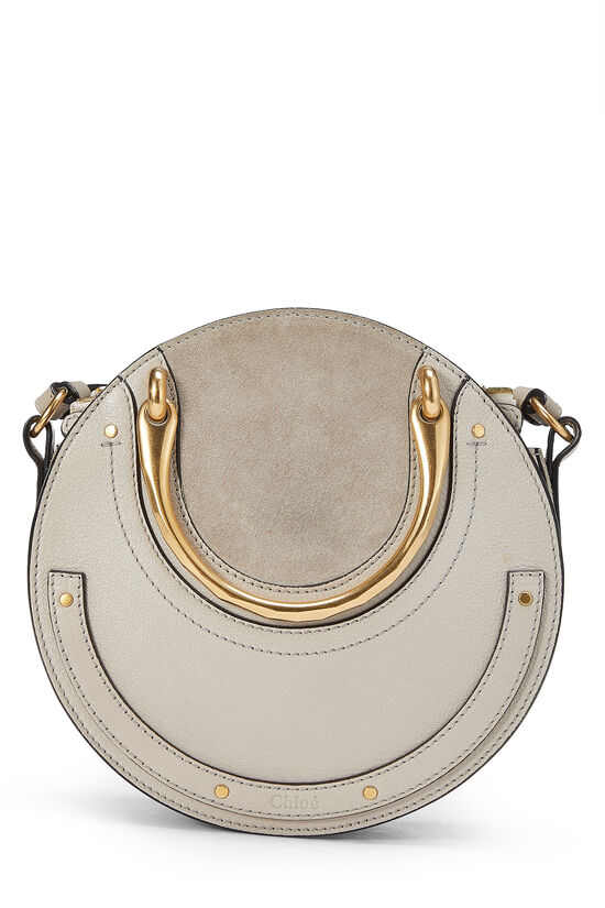 Motty Grey Suede & Leather Pixie Small, , large image number 0