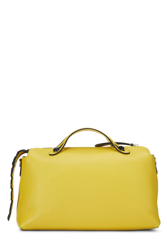 Yellow Leather By The Way Medium, , large image number 3