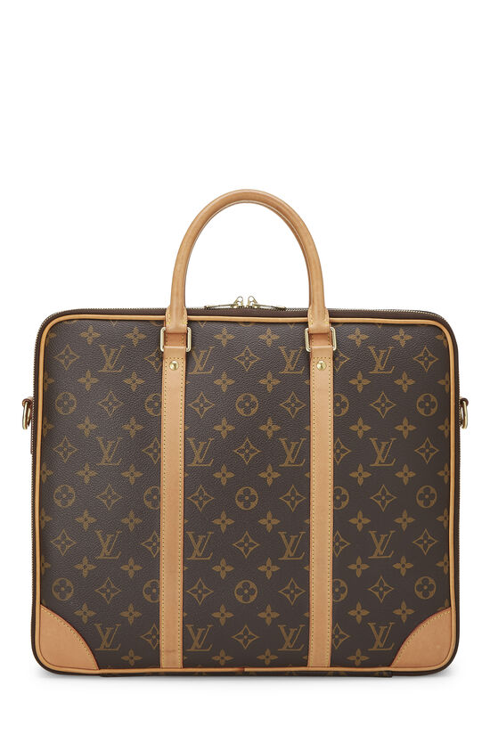 Monogram Canvas Cupertino, , large image number 4